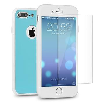 coque en verre ultra mince pour iphone 8