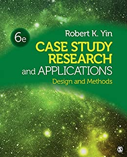 Case Study Research Design And Methods Ebook