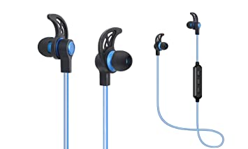 Jarv Wave Reflect Wireless in-Ear Bluetooth Earbuds Sport Running Workout Bluetooth Headset with Mic