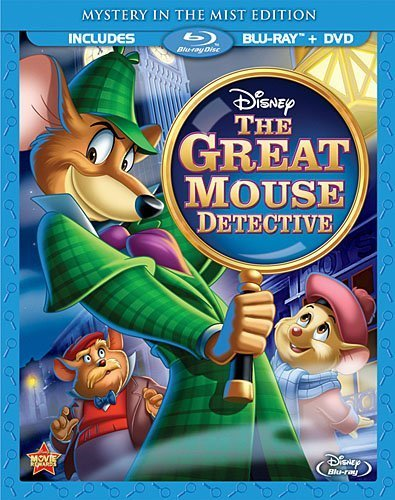 The Great Mouse Detective (Two-Disc Special Edition Blu-ray/DVD Combo) by Walt Disney Studios Home Entertainment