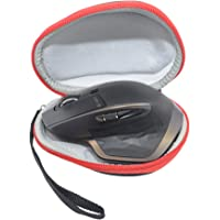 SANVSEN Hard Carrying Travel Case Bag for Logitech MX Master/Master 2S Wireless Mouse by