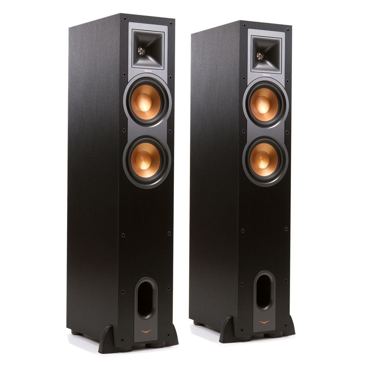 Klipsch R-26F Reference Floorstanding Speaker - Pair (Black)
