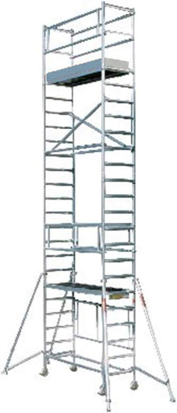 12 m neu T/ÜV-gepr/üft Profiger/üst: ALTEC AluKlik 2,5 m bis 14 m Arbeitsh/öhe