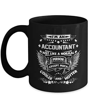 d1e7bd60 Image Unavailable. Image not available for. Color: Accountant Mug Accounting  Coffee Mug Funny ...