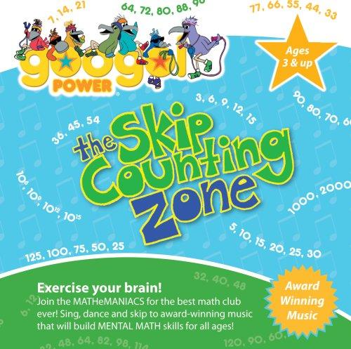 Skip Counting Zone 5 popular Rare