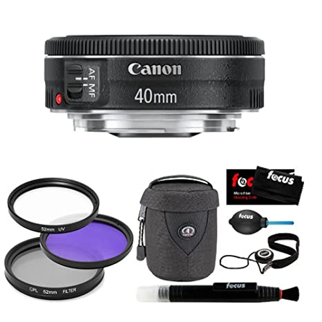 Review Canon EF 40mm f/2.8