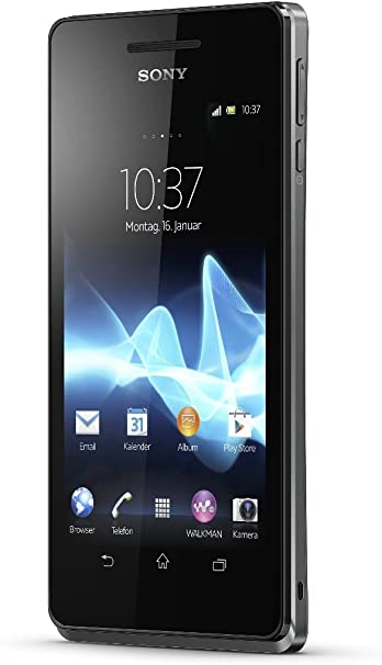 Sony Xperia V - Smartphone libre Android (pantalla 4.3