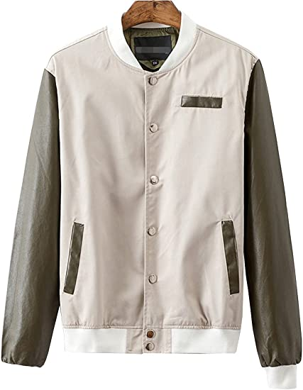 (ネルロッソ) NERLosso ブルゾン メンズ ジャンパー スタジャン 大きいサイズ ミリタリージャケット ライダースジャケット cmh2474