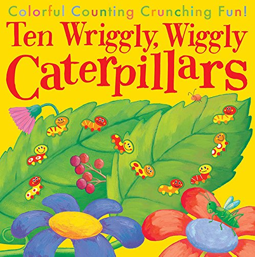 Ten Wriggly Wiggly Caterpillars