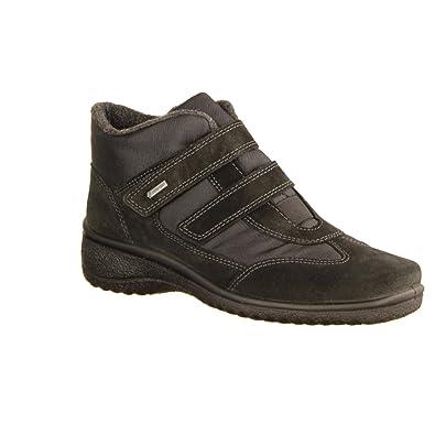 36cd323d0c8 ARA München-St-Gor-Tex Women's Warm Lined Snow Boots Black Size: 7:  Amazon.co.uk: Shoes & Bags