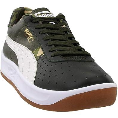 brand new fb43c 54666 PUMA Mens Gv Special Wild Camo Casual Sneakers,