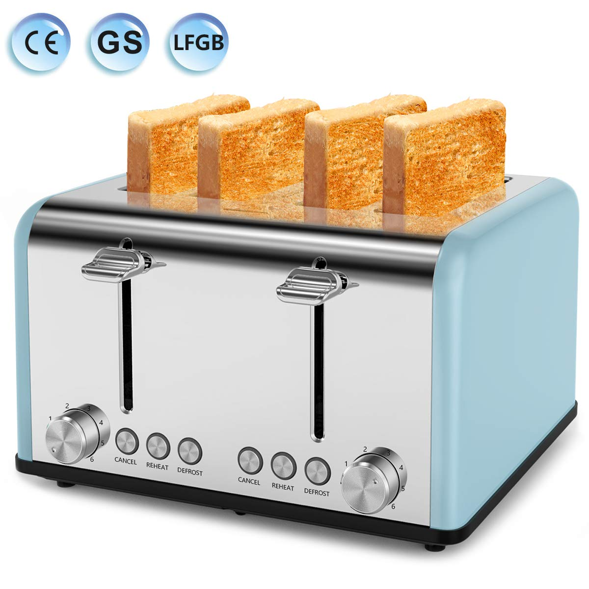 Toller Toaster