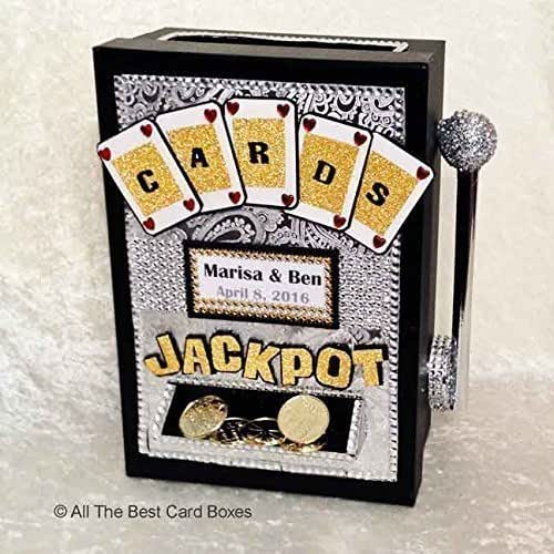 Las Vegas Wedding Gifts: Amazon.com: Slot Machine Style Wedding Or Retirement Party