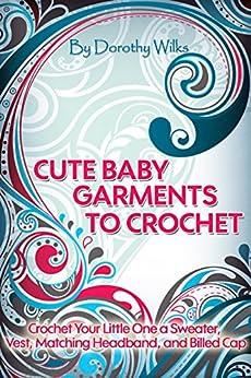Crocheting Garments Crochet Matching Headband ebook product image