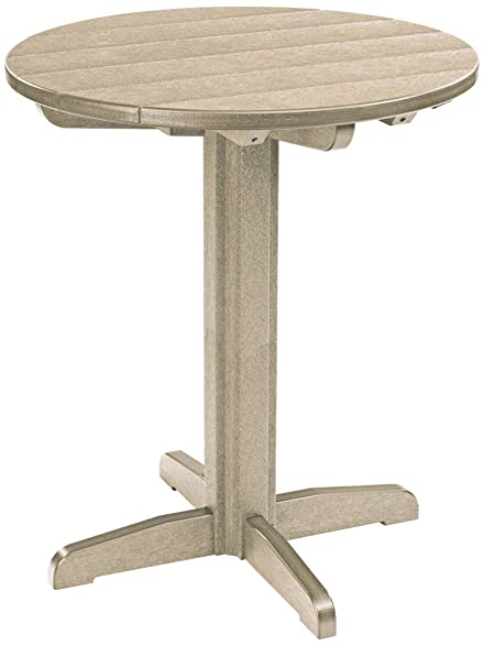 Round Pub Height Table