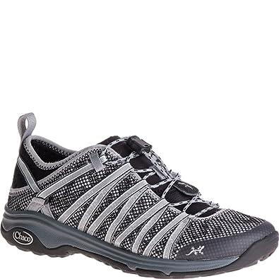 3ba100d82b37 Chaco Women s Outcross Evo 1.5 Black 2 Athletic Shoe