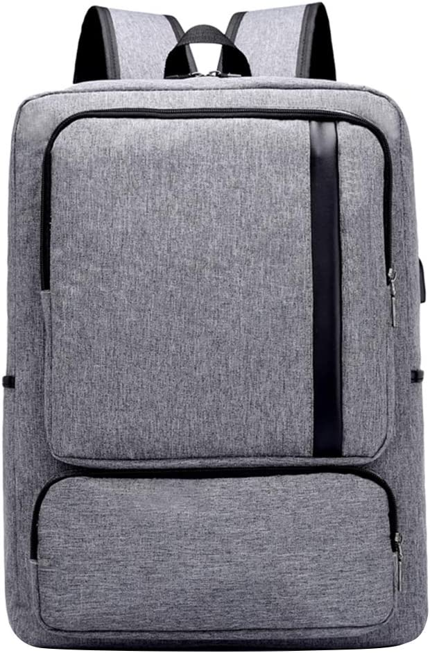 Business Travel Laptop USB Port Backpack for 15.6 Acer Aspire 7, AsusPRO, Strix
