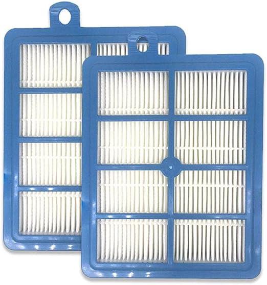 MondayUp - Piezas de Repuesto para aspiradora, filtros para aspiradora Robot, Filtro Hepa para Philips fc9071 FC9712 FC9713 FC9714 FC9720 FC9721 FC9722 FC9723 FC9724: Amazon.es: Hogar