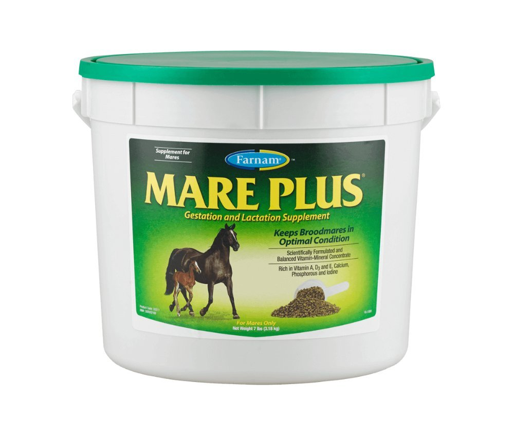 Farnam Mare Plus Gestation and Lactation Supplement, 7-Pound
