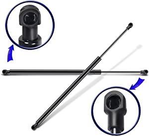 Set of 2 Rear Trunk Liftgate Lift Support Struts Gas Shock Spring for Land Rover Range Rover L322 2003-2012