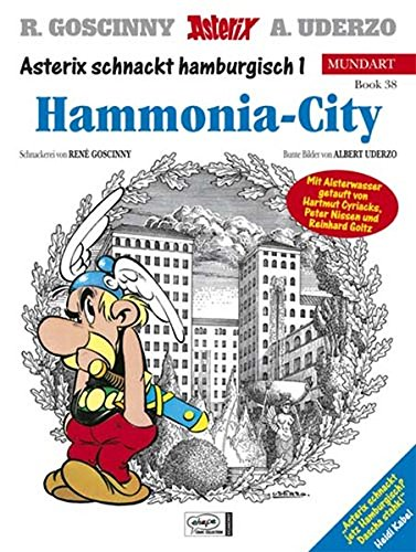 Asterix Mundart Hamburgisch I: Hammonia-City Gebundenes Buch – 15. Oktober 2000 René Goscinny Albert Uderzo Egmont Comic Collection 3770422759