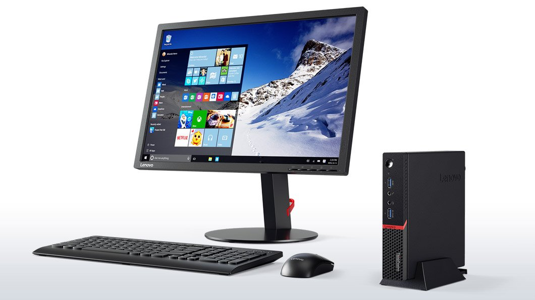 Lenovo Tiny M700 (10J0A0A5IG) (Core i3 6th..
