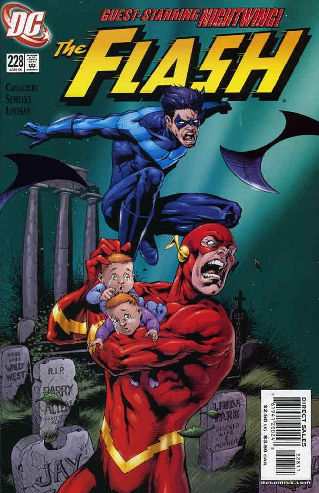 Flash (2nd Series) #228 pdf epub