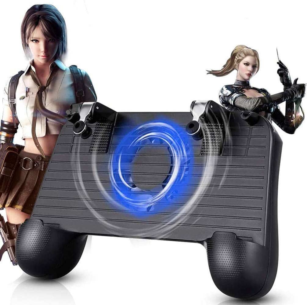 Mobile Game Controller for PUBG 5-in-1