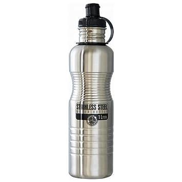 Amazon.com: New Wave Enviro Productos – Botella de agua de ...