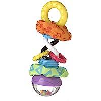 Playgro Super Shaker Rattle, Multicoloured