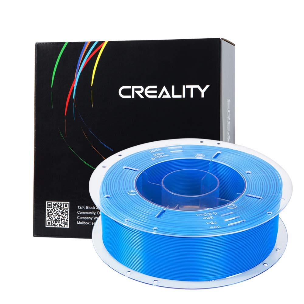 Amazon.com: CREALITY 3D Printer 1.75mm PETG Filament N.W 1KG ...