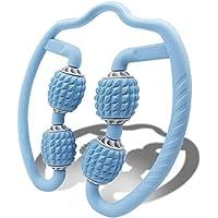 Foam Muscle Roller Massager, Fascia Release en Cellulite 3D Foam Shaft 360° Beenspier Relaxer voor het hele lichaam…