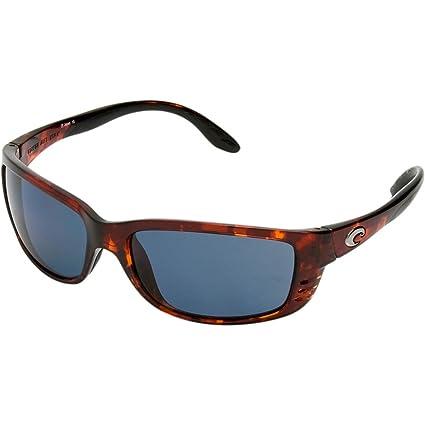 Amazon.com: Costa del Mar Zane polarizadas anteojos de sol ...