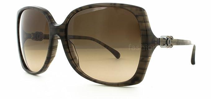 Gafas de Sol Chanel CH5216 BROWN TRAP/ BROWN GRADIENT ...