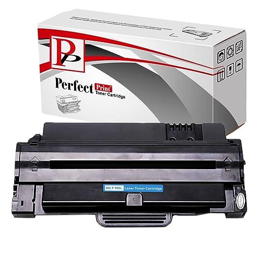 95 opinioni per Perfectprint Cartuccia Toner compatibile per Stampante Samsung MLT105L (nero).