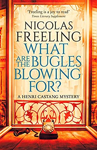 book cover of What are the Bugles Blowing For?