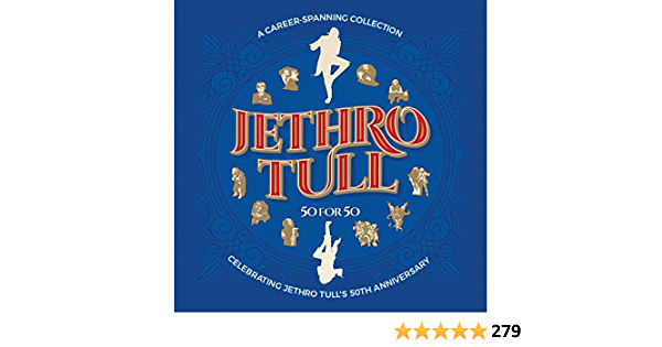 50 For 50 By Jethro Tull On Amazon Music Amazon Com
