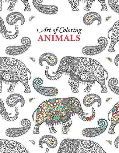 Art of Coloring Animals | Leisure Arts (6807) by Leisure Arts (2015-12-22)