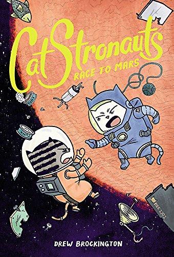 CatStronauts: Race to Mars (Race Cat)
