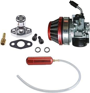 fuel boost 80cc Motor bike parts