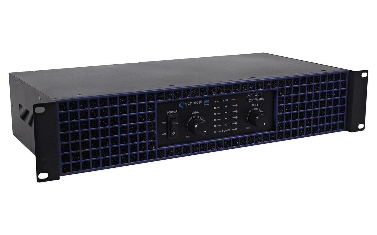 1200w dj professional home audio digital stereo 2 channel power amp amplifier ebay. Black Bedroom Furniture Sets. Home Design Ideas