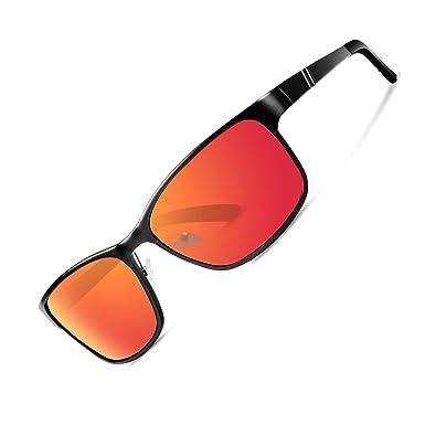 Amazon.com: PAERDE - Gafas de sol polarizadas clásicas para ...