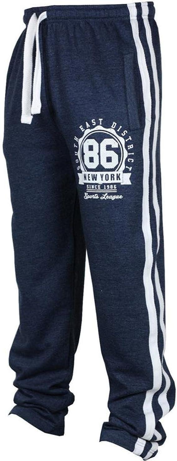 Pantolones para Hombres Talla Grande Pantolones Largo de ...