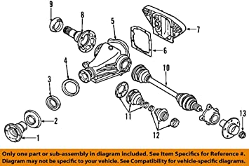 Carshine Parts For BMW E46 Window Regulator repair kit Rear-Left