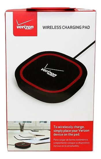 Amazon.com: Verizon Qi - Cargador inalámbrico para ...