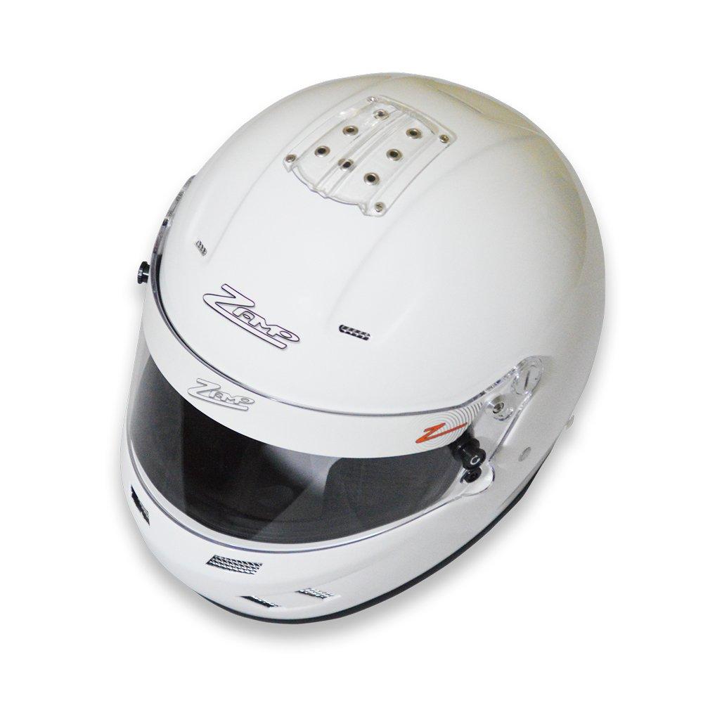 Zamp RZ-58 Snell SA2015 Helmet White Medium