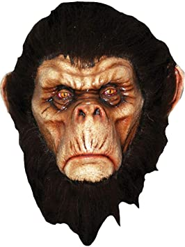 Scary Monkey Mask For Adult Halloween