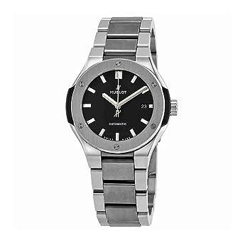 finest selection 69121 77697 Amazon   ウブロクラシックフュージョン38 mmレディース腕時計 ...
