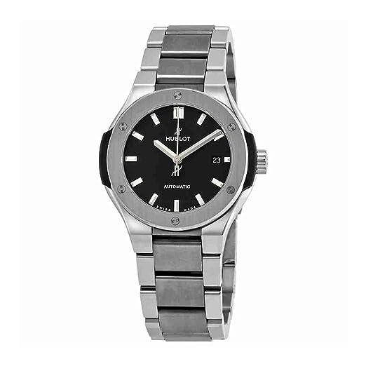 Hublot 585.NX.1170.NX Classic Fusion - Reloj para mujer (38
