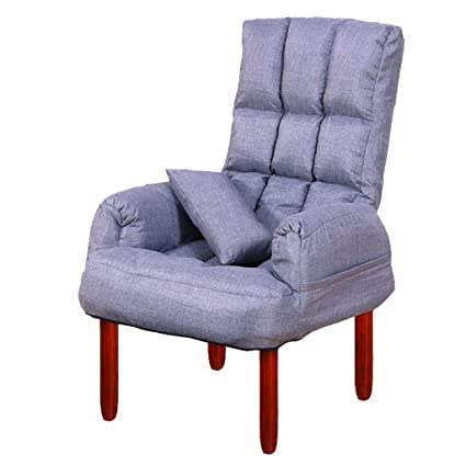 Amazon.com: Single Lazy Sofa Chair Adjustable Leisure Sofa ...